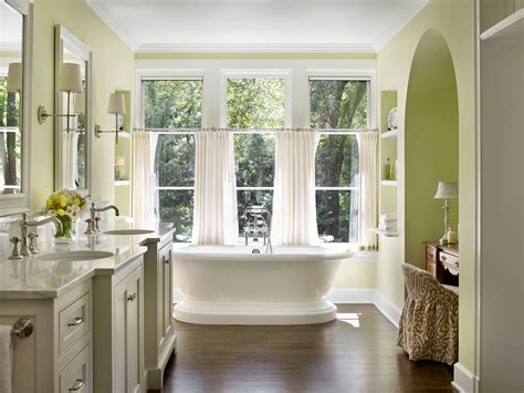 window in bathroom tips ideas for choosing bathroom window curtains with photos
