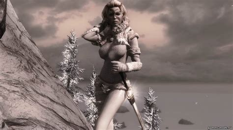 skyrim unp armor mods skyrim mods northgirl armor unp