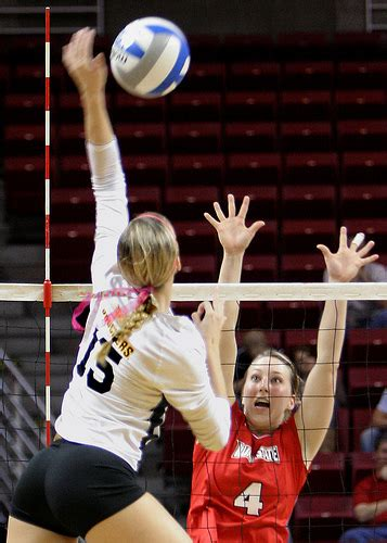 volleyball positions setters hitters liberos middles