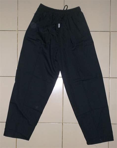 Celana Panjang Santai toko jual celana panjang haji santai hitam