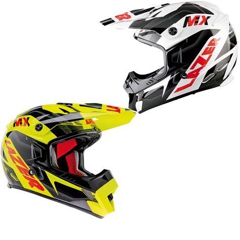 lazer motocross helmets lazer mx8 geopop pure glass motocross helmet motocross