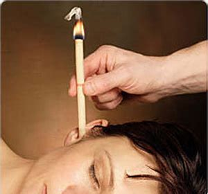 Holistic Ear Wax Removal Candle by Splendor Mountain Spa Ear Candling