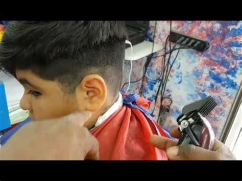 corte pelo al 1 hc barber shop corte de pelo al 1 2 3 degradado youtube