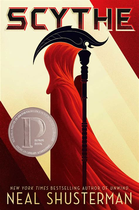 scythe book by neal shusterman official publisher page
