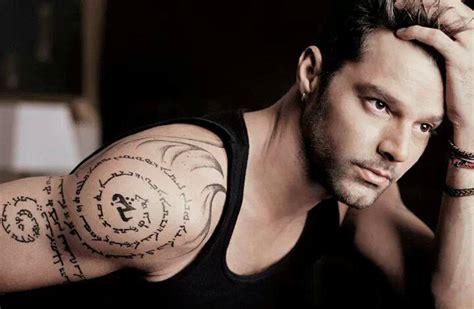 ricky tattoo tattoos ricky martin buscar con tatoos