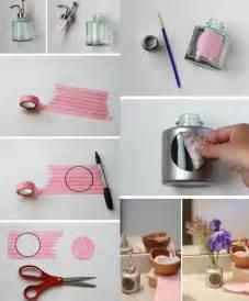 dekoration basteln kreativ die wohnung dekorieren 50 ideen f 252 r kleines budget