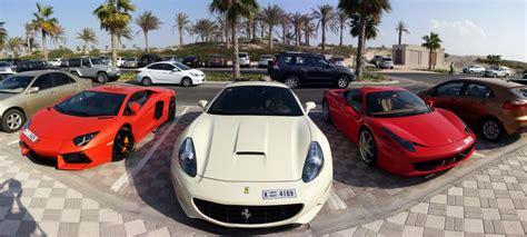 Best Car Insurance Companies In Dubai by White Paper Luxury Cars For The Overseas Market Auto