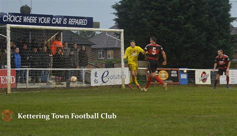 Kettering Records Kettering Town 0 3 Burscough Fc Kettering Town Football Club