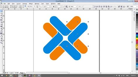 how to design identity card using coreldraw logo design brand identity design with coreldraw