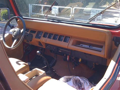95 Jeep Interior by 1993 Jeep Wrangler Image 1