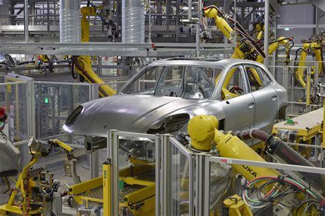 Lkw Lackierung Augsburg by Autoindustrie Macht China Zum Gr 246 223 Ten Roboter Nutzer