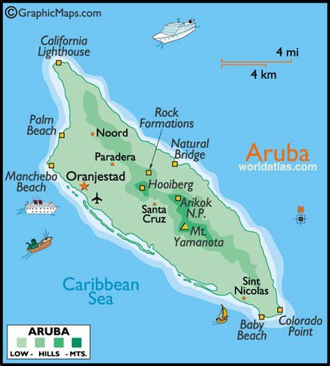 caribbean map aruba aruba 171 caribbean christian radio
