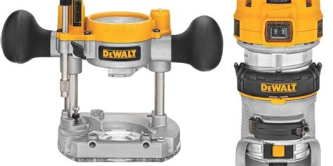 dewalt compact router dwppk review