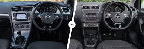 Volkswagen Polo Vs Golf by Vw Golf Vs Polo Sibling Rivalry Carwow