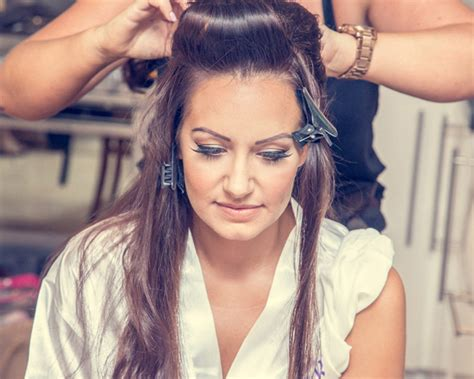Vintage Wedding Hair Manchester by Becki And Rob S Vintage Inspired Real Wedding Confetti Co Uk