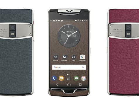 vertu phone 2017 price vertu constellation is a built luxury android phone