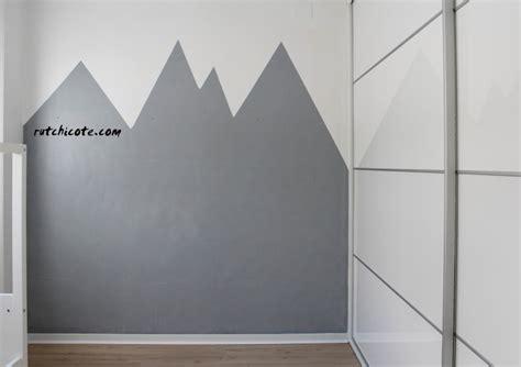 Idea For Bedroom Decoration pintar paredes con figuras geom 233 tricas rutchicote