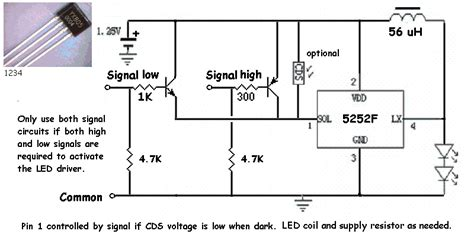 transistor yx8018 working with 2 voltages across circuits