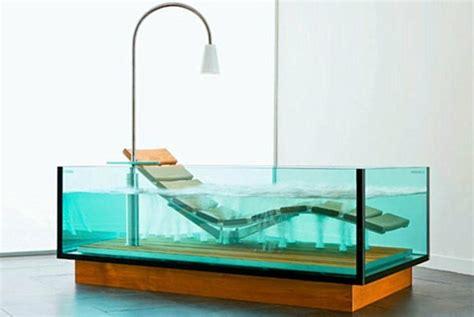 durchsichtige badewanne 110 originelle badezimmer ideen archzine net