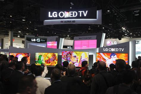 Oled Tv Sharp lg oled business set to be challenged by sharp channelnews