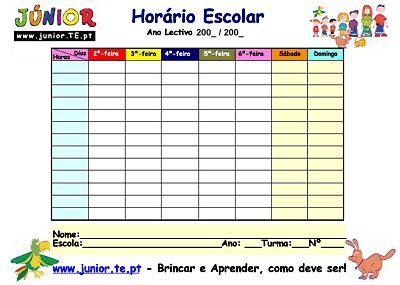 Calendario Año 2004 Regresso 224 S Aulas J 250 Nior
