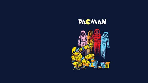 Modern Livingroom photo collection 8bit pacman wallpaper by