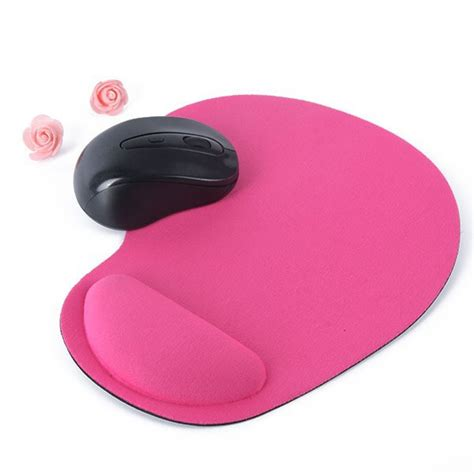 Mat Mice by Optical Trackball Pc Thicken Mouse Pad Support Wrist