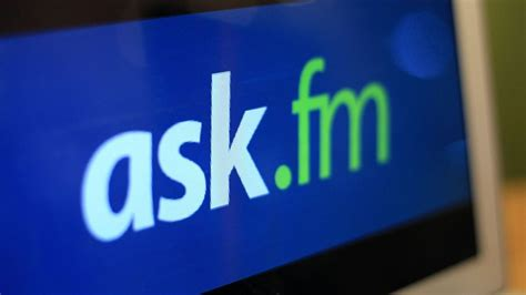 ask fm pics ask fm owners considered shutting down social network