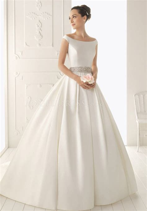 shoulder silk wedding dress google search