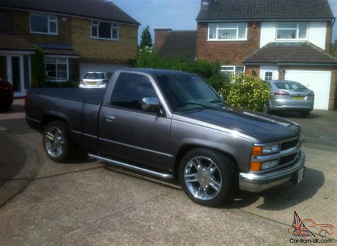 1995 chevrolet chevy c1500 up 2 9 5 cyl mercedes