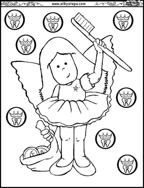 girl dentist coloring page 12 best color pages images on pinterest coloring pages