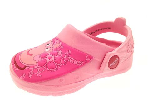 jelly shoes for peppa pig range clogs trainers jellies sandals