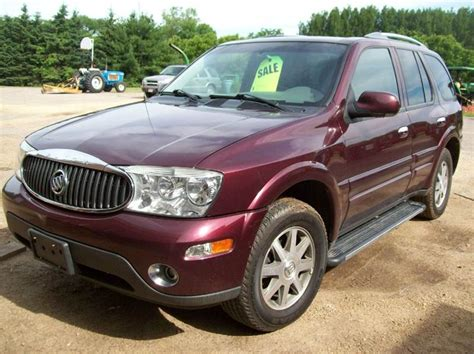 buick suv for sale buick rainier cxl suv for sale used cars on buysellsearch