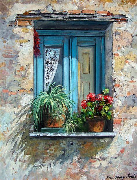 Fenster Bemalen Mit Wasserfarbe by Francesco Mangialardi Windows Doors