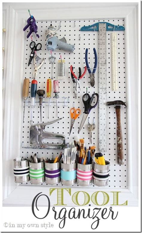 arrange a room tool how to organize your tools in a craft room creative wall 2