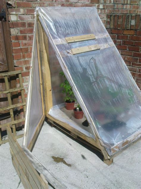 how to make a small covered greenhouse garden easy diy mini greenhouse ideas creative homemade