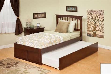 queen bed frame with twin trundle queen bed frame with twin trundle how to build it by yourself