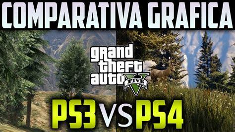 wann erscheint gta 5 für ps4 gta v ps4 vs gta v ps3 comparativa gr 193 ficos grand