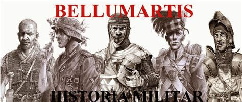 historia militar de una bellumartis historia militar