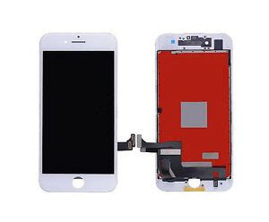 for apple iphone 8 plus lcd screen replacement white touch digitizer unit oem ebay