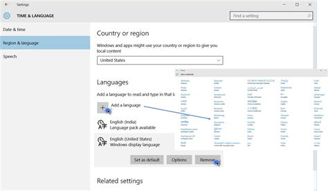 install windows 10 language pack how to install japanese language pack on windows 10