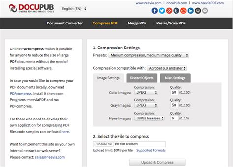compress pdf under 10mb 4 ways to reduce the size of a pdf file smarter