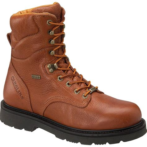 s carolina 174 8 quot steel toe gold collection work boots