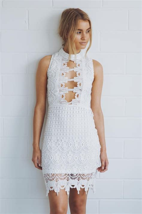 design clothes online australia monica lace dress ivory esther clothing australia and