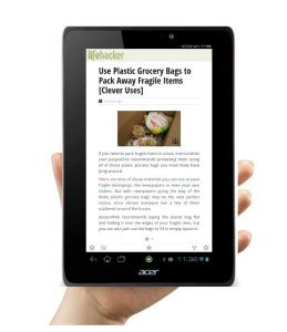 Hp Acer Android Jelly Bean Murah acer iconia tab a110 tablet murah bersistem operasi android jelly bean