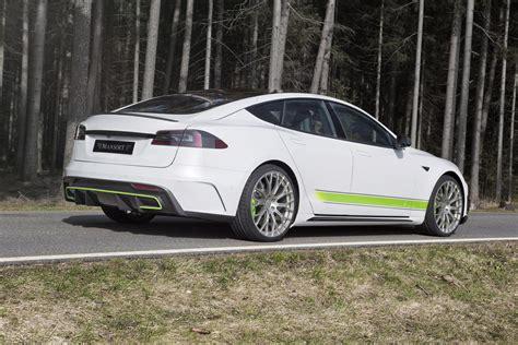 Top Speed Of Tesla Model S 2016 Tesla Model S By Mansory Picture 668906 Car