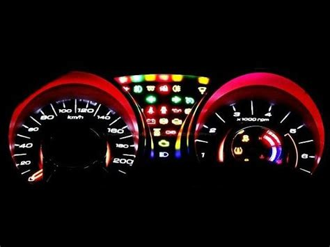 Warning Lights On A Car by Car Dashboard Warning Lights How To Read Them Drivespark