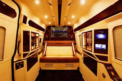 mercedes dealership inside mercedes benz sprinter worker offers van capability for