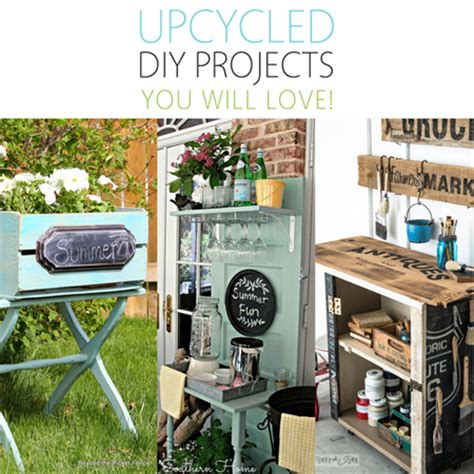 diy upcycled crafts upcycled diy projects you will the cottage market