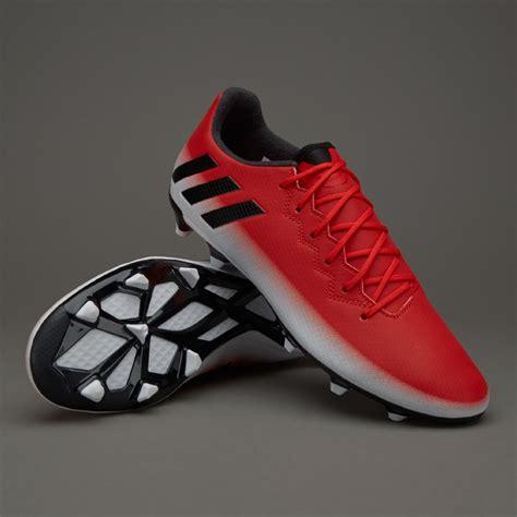 Sepatu Futsal Adidas Messi X16 8 25 adidas messi 16 3 fg junior boots firm ground black white